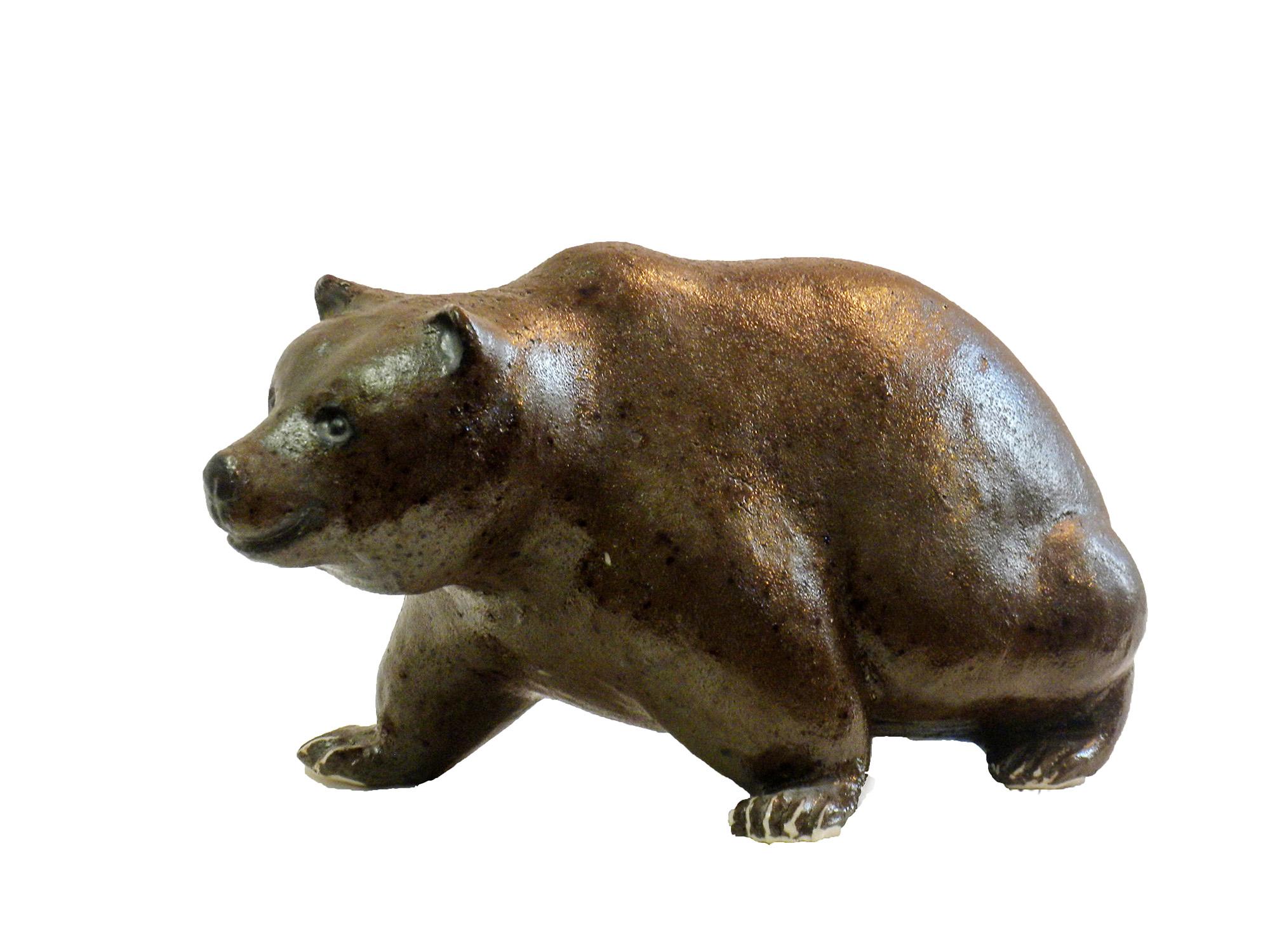 Bear in Natural Brown