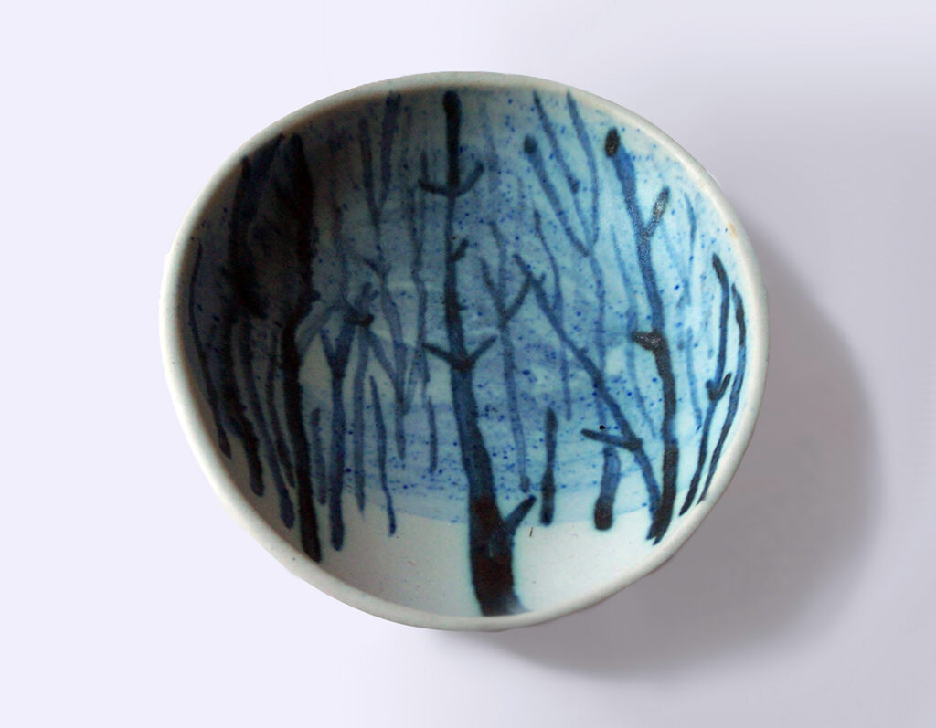 Cobble One of A Kind Blue Forest