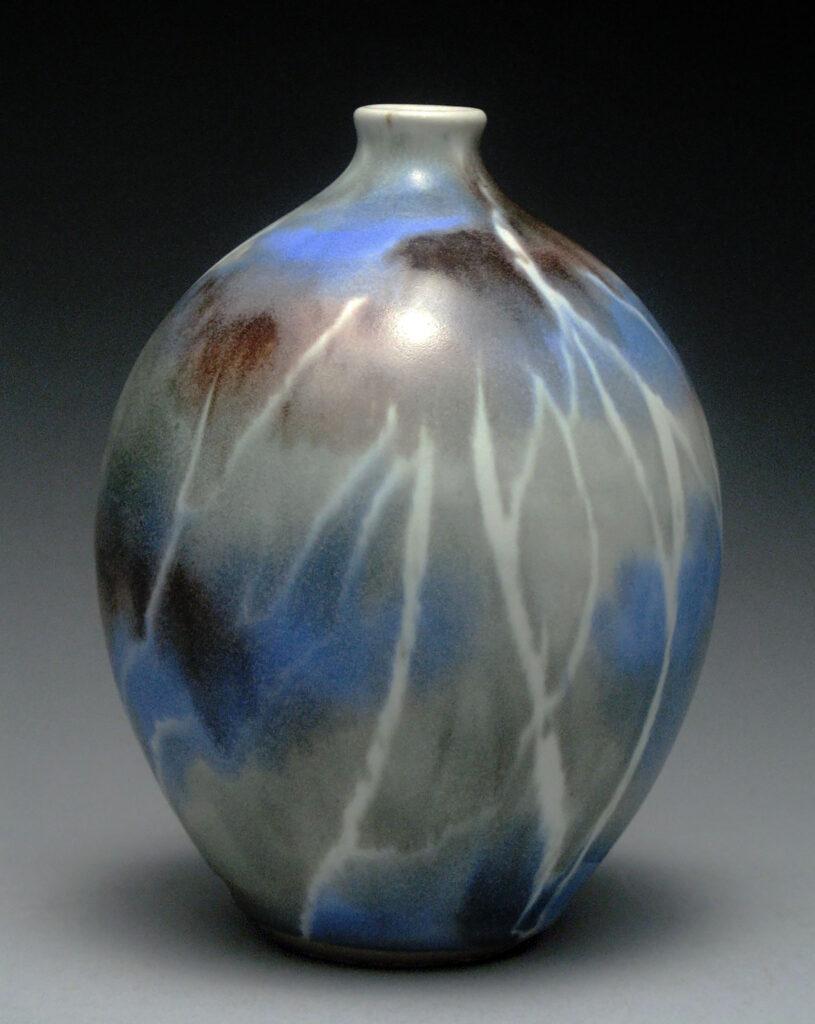 Blue Grey Brown Birch 1