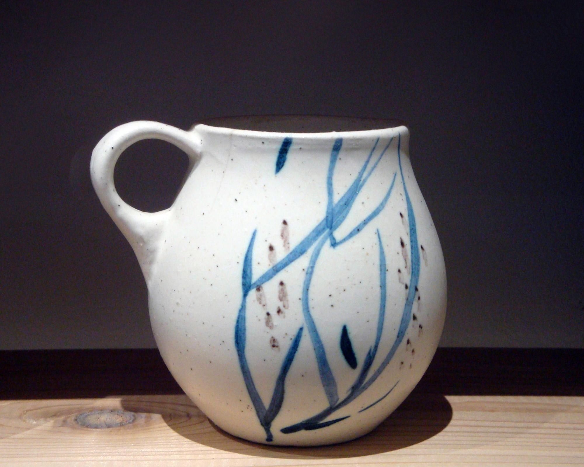 BVintage Mug decorated by Brenda Andersen