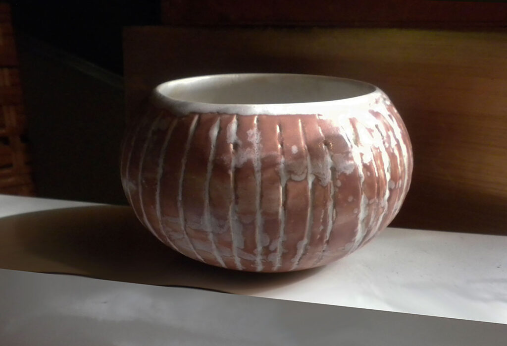 Coral Bowl One of a Kind Hand Carved by Weston